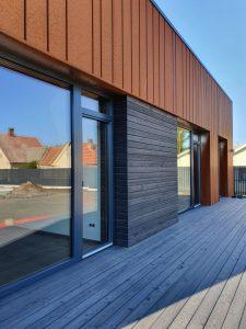 Wood decking ideas