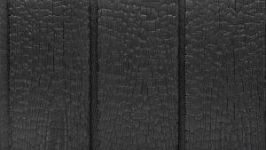 Accoya® Shou Sugi Ban wood