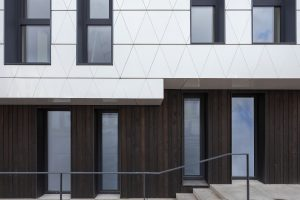 What are the different types of cladding